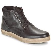 Topánky Muži Polokozačky Casual Attitude LEO Čierna