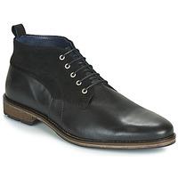 Topánky Muži Polokozačky Casual Attitude RAGILO Čierna