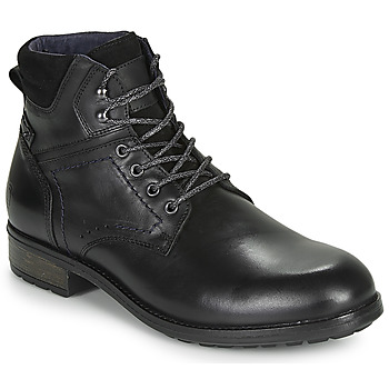 Topánky Muži Polokozačky Casual Attitude LULLY Čierna
