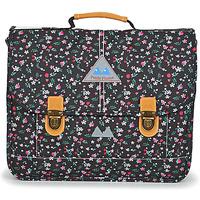 Tašky Dievčatá Školské tašky a aktovky Poids Plume FLEURY CARTABLE 38 CM Čierna