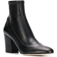 Topánky Ženy Čižmy do mesta Sergio Rossi A75282 MAF715 nero