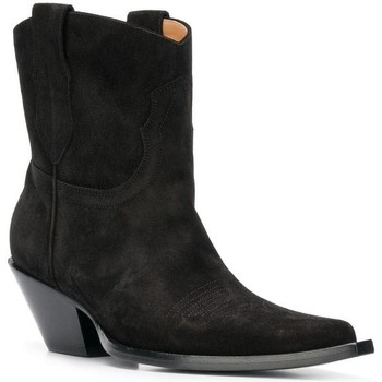 Topánky Ženy Čižmy do mesta Maison Margiela S58WU0221 PR047 nero