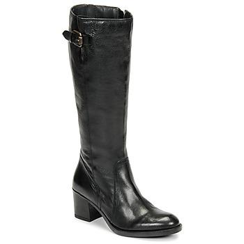Topánky Ženy Čižmy do mesta Clarks MASCARPONE ELA Čierna