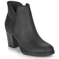 Topánky Ženy Čižmičky Clarks VERONA TRISH Čierna