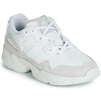 Topánky Deti Nízke tenisky adidas Originals YUNG-96 C Biela