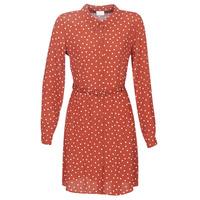 Oblečenie Ženy Krátke šaty Vila VISULOLA Červená