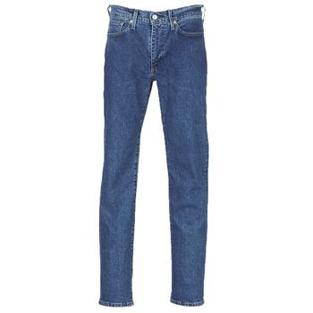Oblečenie Muži Rovné džínsy Levi's 514 STRAIGHT Šedá kamenná / Stretch