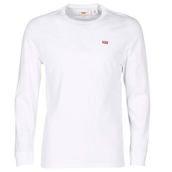 Oblečenie Muži Tričká s krátkym rukávom Levi's LS ORIGINAL HM TEE Biela