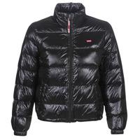 Oblečenie Ženy Vyteplené bundy Levi's FRANCINE DOWN PCKBLE JKT Čierna