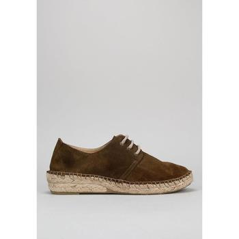Topánky Ženy Espadrilky Senses & Shoes  Kaki