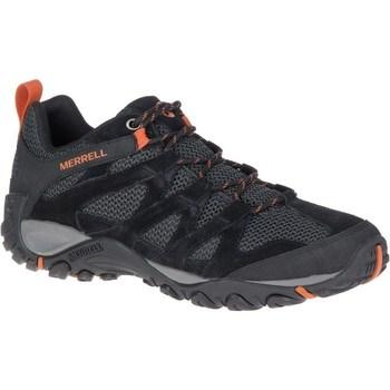 Topánky Muži Bežecká a trailová obuv Merrell Alverstone Grafit
