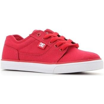 Topánky Deti Nízke tenisky DC Shoes Tonik TX Červená