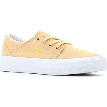 Topánky Deti Tenisová obuv DC Shoes Trase TX Žltá