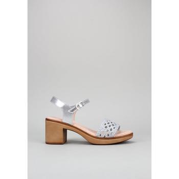 Topánky Ženy Sandále Sandra Fontan  Šedá