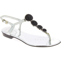 Topánky Ženy Sandále Barbara Bui J5407 SPJ 8010 argento
