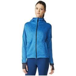 Oblečenie Ženy Mikiny adidas Originals Zne Heat Hoody Modrá