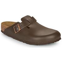Topánky Muži Nazuvky Birkenstock BOSTON SFB Hnedá
