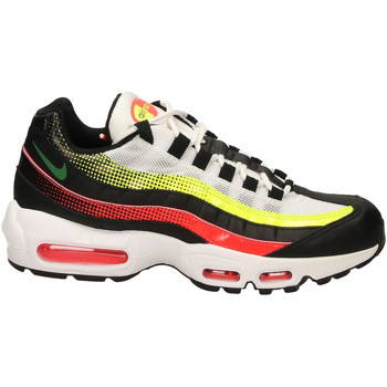 Topánky Muži Fitness Nike AIR MAX 95 SE 004-nero-rosso-gia
