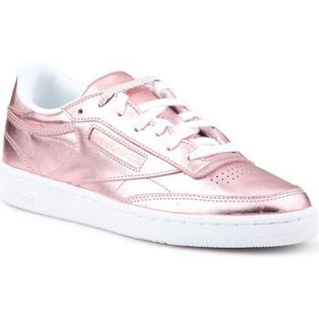 Topánky Ženy Nízke tenisky Reebok Sport Club C 85 S Shine Ružová