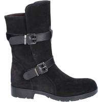 Topánky Ženy Čižmy do mesta Triver Flight Členkové Topánky BR206 Čierna