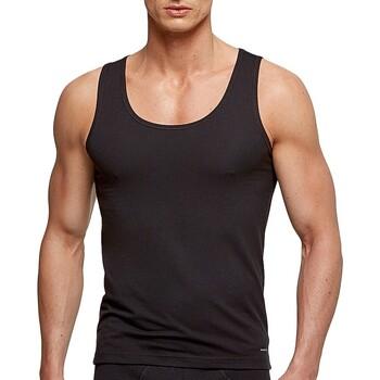 Oblečenie Muži Tielka a tričká bez rukávov Impetus 1320898 020 Čierna