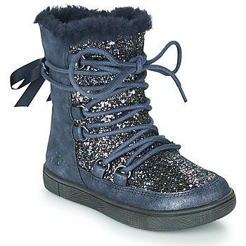 Topánky Dievčatá Snehule  Mod'8 BLABY Námornícka modrá