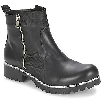 Topánky Ženy Polokozačky Andrea Conti GLIONE čierna