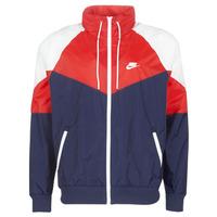 Oblečenie Muži Vetrovky a bundy Windstopper Nike M NSW HE WR JKT HD + Námornícka modrá