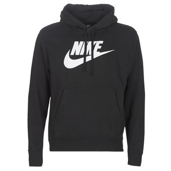 Oblečenie Muži Mikiny Nike M NSW CLUB HOODIE PO BB GX Čierna