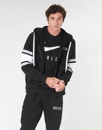 Oblečenie Muži Mikiny Nike M NSW NIKE AIR HOODIE FZ FLC Čierna