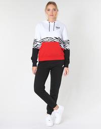 Oblečenie Ženy Tepláky a vrchné oblečenie Nike W NSW ESSNTL PANT REG FLC Čierna