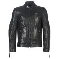 Oblečenie Muži Kožené bundy a syntetické bundy Redskins TRUST VICTORY Čierna
