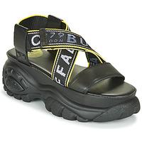 Topánky Ženy Sandále Buffalo 1501024 Čierna