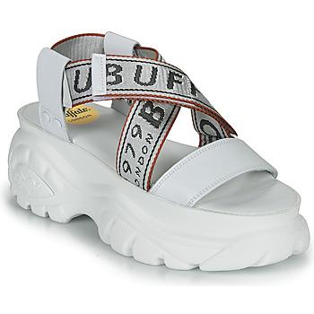 Topánky Ženy Sandále Buffalo 1501025 Biela