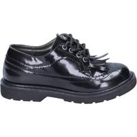 Topánky Dievčatá Derbie Enrico Coveri Klasický BR252 Čierna
