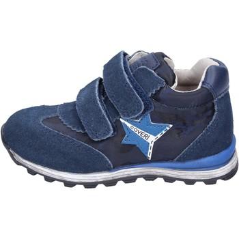 Topánky Chlapci Nízke tenisky Enrico Coveri Tenisky BR254 Modrá