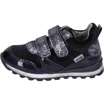 Topánky Dievčatá Nízke tenisky Enrico Coveri Tenisky BR255 Čierna