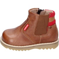 Topánky Chlapci Polokozačky Balducci Členkové Topánky BR293 Hnedá