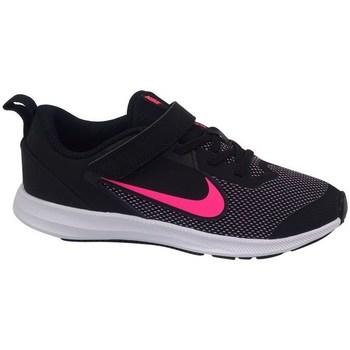 Topánky Dievčatá Nízke tenisky Nike Downshifter 9 Psv Čierna