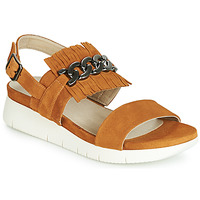 Topánky Ženy Sandále Dorking 7863 Hnedá