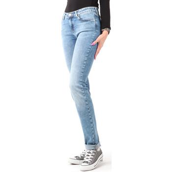 Oblečenie Ženy Rifle Skinny  Wrangler Slim Best Blue W28LX794O blue