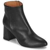Topánky Ženy Čižmičky Emma Go SHEFFIELD Čierna