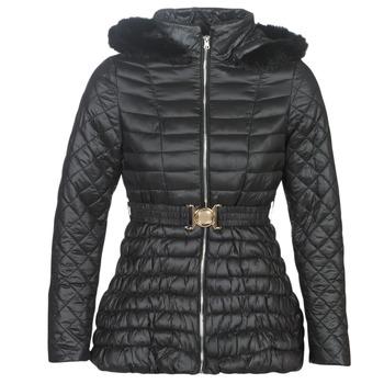 Oblečenie Ženy Vyteplené bundy Moony Mood LESLIE Čierna