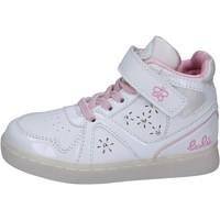 Topánky Dievčatá Členkové tenisky Lulu BR351 Biely