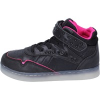 Topánky Dievčatá Členkové tenisky Lulu BR353 Čierna