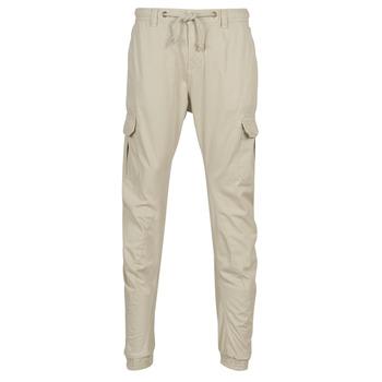 Oblečenie Muži Nohavice Cargo Urban Classics CARGO JOGGING PANTS Béžová