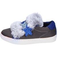 Topánky Dievčatá Nízke tenisky Lulu BR359 Šedá