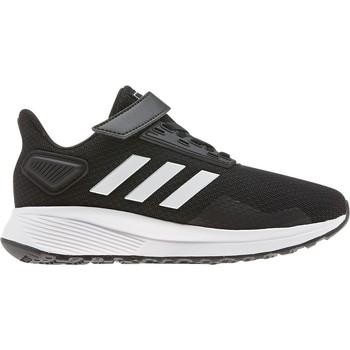 Topánky Deti Nízke tenisky adidas Originals Duramo 9 C Čierna