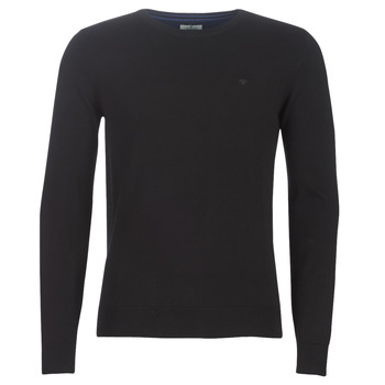Oblečenie Muži Svetre Tom Tailor FLORET Čierna