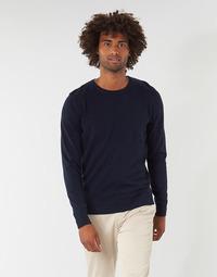 Oblečenie Muži Svetre Tom Tailor FLORET Námornícka modrá